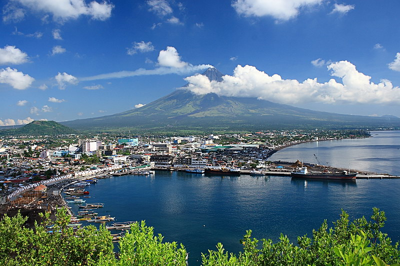 Mayon Backpackers Tour Package